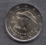 Italien 2€ 2016 - Donatello