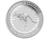 Australien - Känguru von der Perth Mint 2016