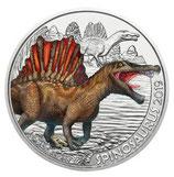 3€ Dinotaler 2019 - Spinosaurus Aegyptiacus