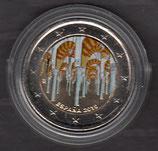 Spanien 2€ 2010 - Cordoba koloriert