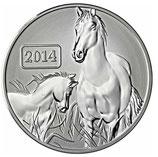 Tokelau Lunar Serie 2014 Pferd