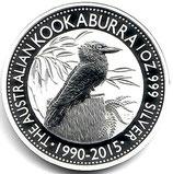 Australien - Kookaburra 2015