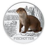 Tiertaler Fischotter 2019 mit Folder
