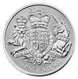 Großbritannien - Royal Arms 2021
