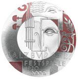 Österreich 20€ PP - 100 Jahre Salzburger Festspiele 2020