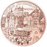10 Euro Kupfermünze 2013 Niederösterreich