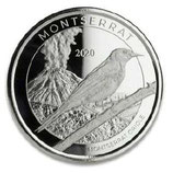 Montserrat - Oriole Pirol 2020