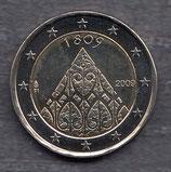 Finnland 2€ Gedenkmünze 2009 - Autonomie