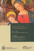 San Marino 2€ Gedenkmünze 2013 - Pinturicchio