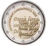 Slowenien 2€ 2020 - Adam Bohoric