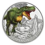 3€ Dinotaler 2020 - Tyrannosaurus Rex #5