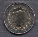 Niederlande 2€ Gedenkmünze 2013 - Doppelportrait