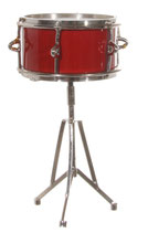 Mini-Trommel aus Metall