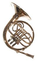 Horn aus Messing