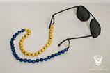 Brillenkette mit kleinen Karabinern