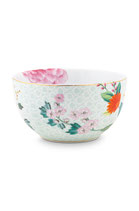 Bowl Blushing Birds White 12 cm