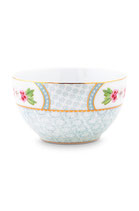 Bowl Star Flower White 9.5 cm