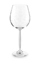 Wine Glass Etching 450 ml
