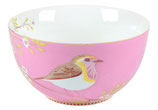 Bowl Early Bird pink 15 cm