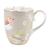 Early Bird Mug large khaki 350ml