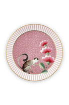 Tea Tip La Majorelle pink