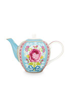 Early Bird Tea Pot blue 1,6 ltr