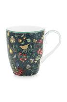 Mug Large Overall Dark Blue 350ml 51.002.234