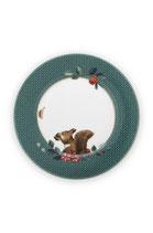 Plate 17cm Squirrel 51.001.234