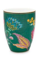 Drinking Mug Jambo Flower grün 300ml