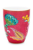 Drinking Mug Jambo Flower Pink 300ml