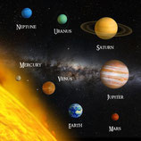 Sonnensystem (Maxi)