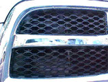 Stainless Steel 2013 2014 2015 2016  Dodge Ram 2500 3500 Grille Inserts ( HoneyComb Type Grille)