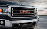 2015 GMC 1500 Black Metal Mesh Grill Bug Screen Kit