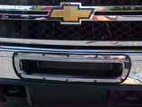 2011 - 2014 Silverado 2500 3500 EZ Bumper Screen