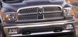 Behind the Grille Bug Screen 2009 2010 2011 2012 Dodge Ram 1500 Pickup