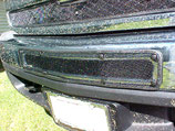 2007 - 2010 Silverado  2500 3500 EZ Bumper Screen