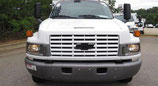 Quilted 2003 - 2009 Chevy Kodiak C3500 C4500 C5500 WinterFront
