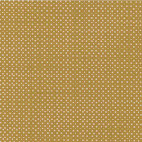 Dots Oilcloth Mustard