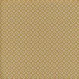 Belle Fleur Fabric Mustard