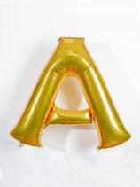 Bustabe A-Z Gold