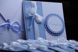 Einladungskarte Taufe Junge - Dian