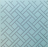 "SCL-028-12 Basketweave Background  1.25""x1.25""  (3,2cmx3,2cm)"