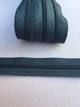 Spiraal rits 5mm-grijs groen(dark slate)