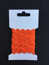 Zigzagband 5mm- oranje