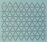 "SCL-608-09 Hexie Grid 1"" (2,5cm)"