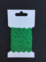 Zigzagband 5mm- donker groen