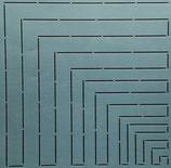 "SCL-595-10 Maze Block 10"" (25,40cm)"
