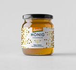 Demter Sommerblüten-Honig im 500 gr. Glas