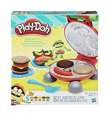 Hasbro Play-Doh B5521EU6 - Burger Party, Knete