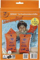 ProduktnameBEMA® Original Schwimmflügel, orange, Größe 0, 11-30 kg / 1-6 Jahre